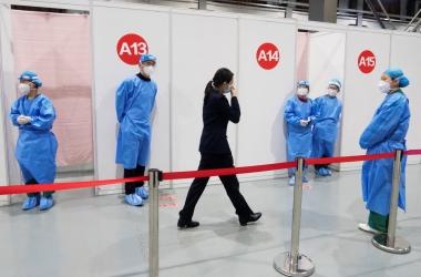 الصين تسجل 43 إصابة جديدة بـ كورونا