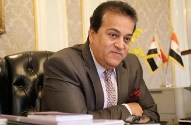 وزير التعليم العالي: مصر تحتل المرتبة الـ22 عالمياً في مجال النانو تكنولوجي