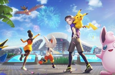 الكشف عن موعد إطلاق لعبة بوكيمون الجديدة