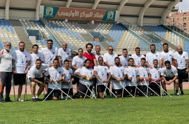 منتخب مصر للمبتورين.. حين تُلعب كرة القدم من أجل المعجزات