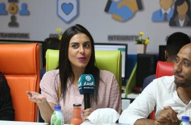 """هاجر الشرنوبي للمدار: """"حكاية بيت عز أبرز دور القانون في الحماية من التحرش"""""""