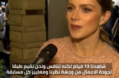 خاص | النجمة الإسبانية كارلا نيتو: أحلم بالعمل في مصر