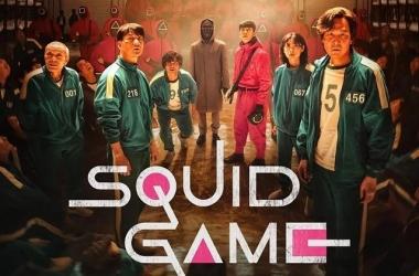 """المسلسل الكوري """"Squid game"""" يحطم أرقام نتفليكس"""