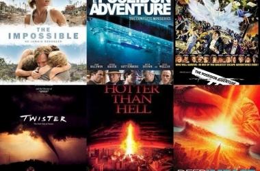فيديو | تعرف على أشهر أفلام الكوارث الطبيعية