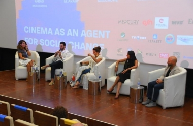 مهرجان الجونة السينمائي يناقش دور السينما كأداة للتغيير المجتمعي