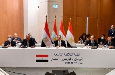 مصر تروي عطش اليونان وقبرص من الطاقة عبر الربط الكهربائي