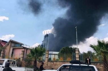إثيوبيا تشن غارة جوية على مركز لتدريب قوات تيجراي