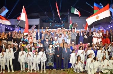 مصر تحتضن الفنون الشعبية لـ7 دول في مهرجان الإسماعيلية الدولي
