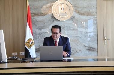خالد عبدالغفار يشارك في فعاليات منتدى الشرق الأوسط لقادة الرأي في التعليم