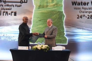 مصر تستجيب لطلب السنغال لدعمها في تنظيم المؤتمر العالمي للمياه 2022
