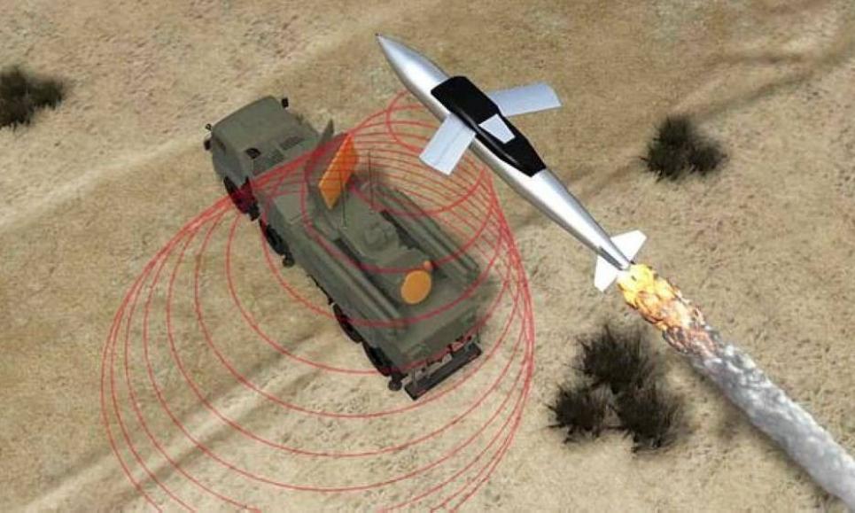 صاروخ كهرومغناطيسي