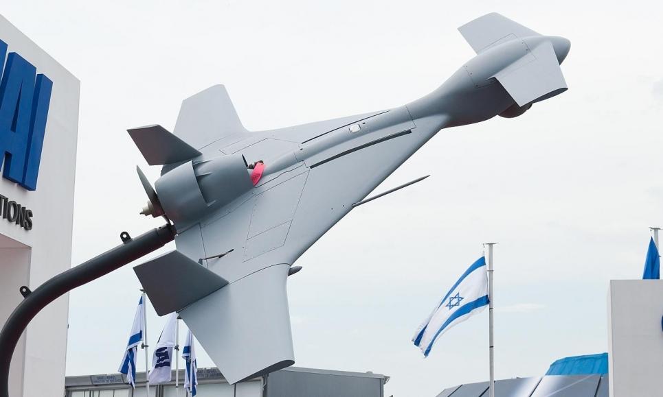 طائرات إسرائيلية دون طيار