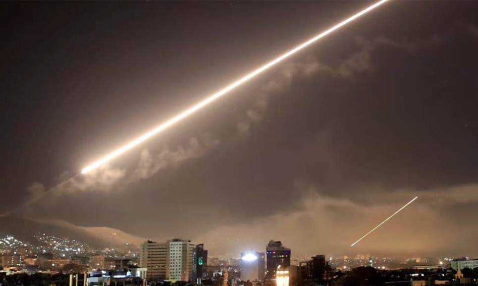 الدفاعات السورية